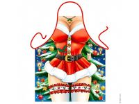 Sexy Santa schort vrouw
