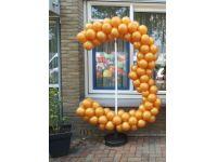 Ballonnen getal 3