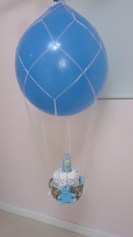 stef verhuur te enschede baby luchtballon jongen