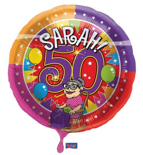 Sarah Folieballon foto
