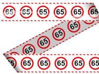 Markeerlint verkeersbord 65