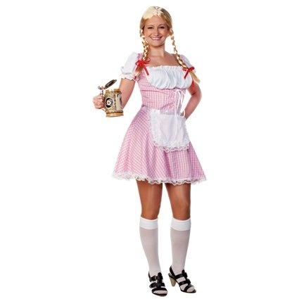 Beiers meisje roze foto