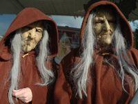 Masker sjagerijnige griezel