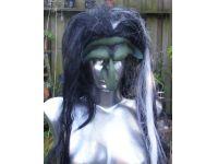 Masker groene griezel