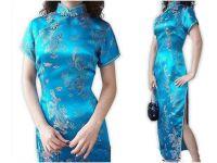 Geisha jurkje lang maat xl