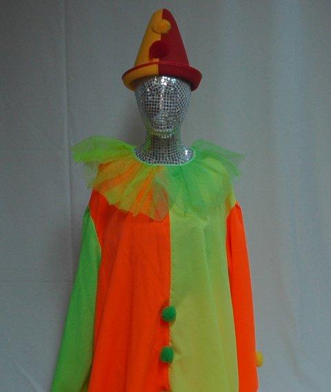 Clown neon foto