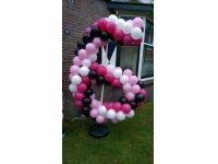 Ballonnen getal 6