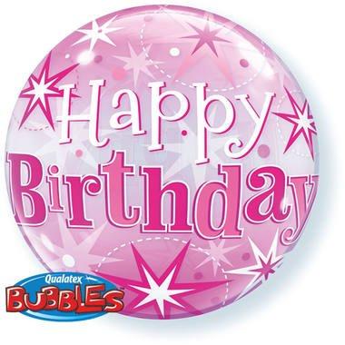 happy birthday folieballon foto