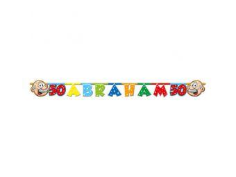 Abraham rainbow letterslinger