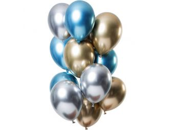 Helium chroom ballonnen