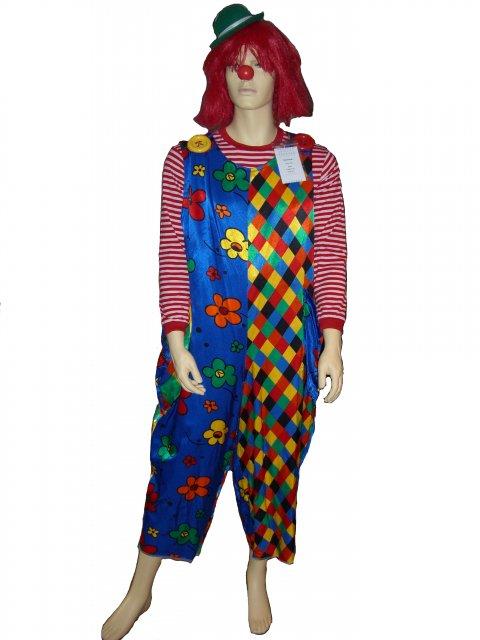 Clown overal foto