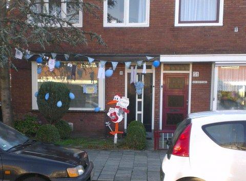 Twentse ooievaar Nieuwe Tukker klein foto
