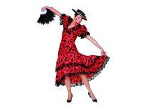 Spaanse danserer maat 42