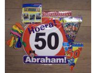 Abraham feest pakket