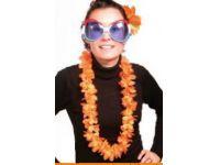 Oranje Hawaii slingers