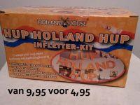 Oranje Infletter kit  Aanbieding!