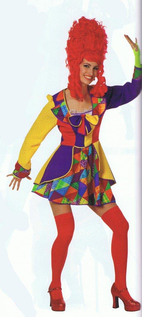 Clown jurkje foto