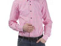 Tiroler blouse Stef pink