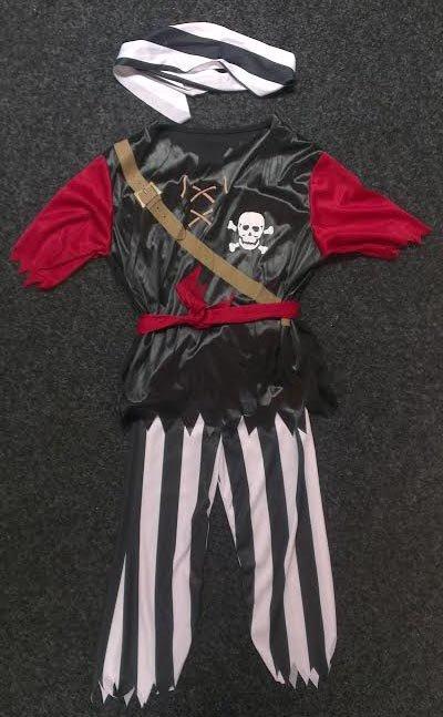Piraat jongen 140 foto